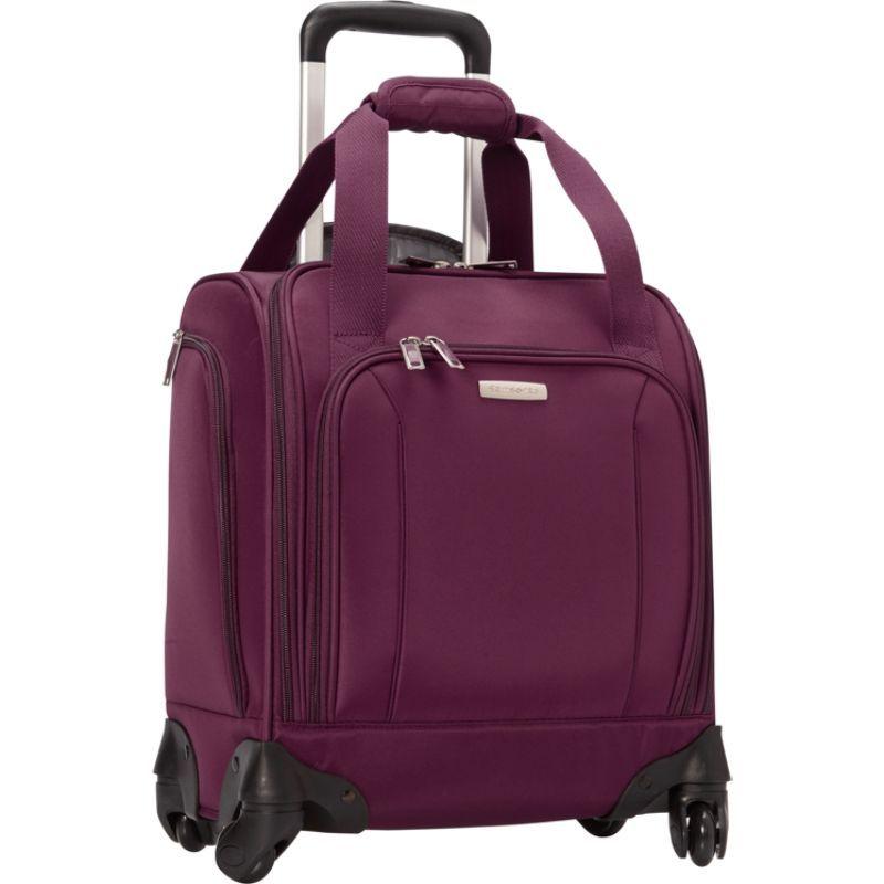 サムソナイト メンズ スーツケース バッグ Spinner Underseater with USB Port - eBags Exclusive Potent Purple