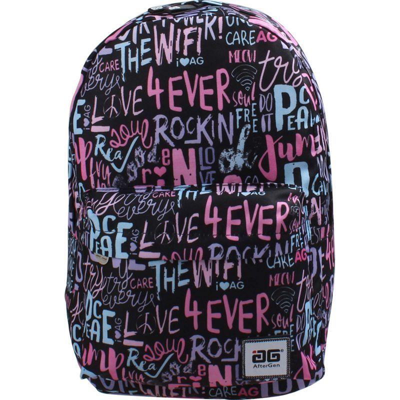 アフターゲン メンズ バックパック・リュックサック バッグ Anti-Bully Backpack Girl Power