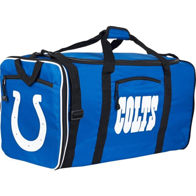 NFL メンズ ボストンバッグ バッグ Steal Duffel Indianapolis Colts