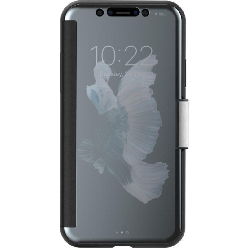 モシ メンズ PC・モバイルギア アクセサリー StealthCover for iPhone X Black