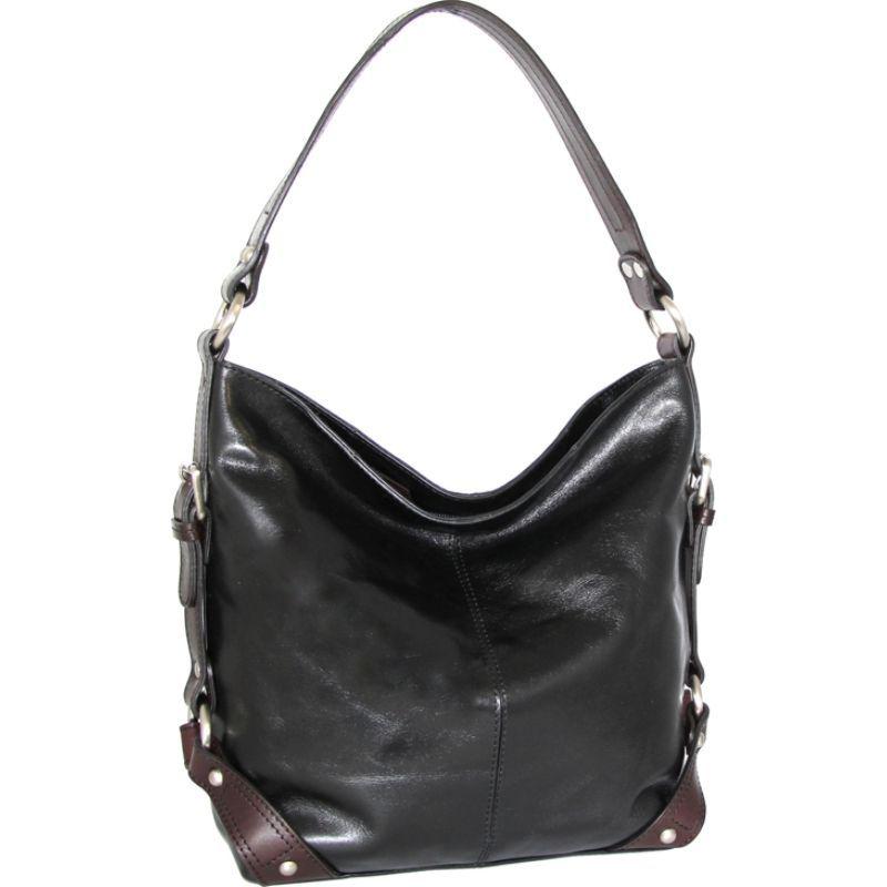 ニノボッシ メンズ ショルダーバッグ バッグ Genna Shoulder Bag Black