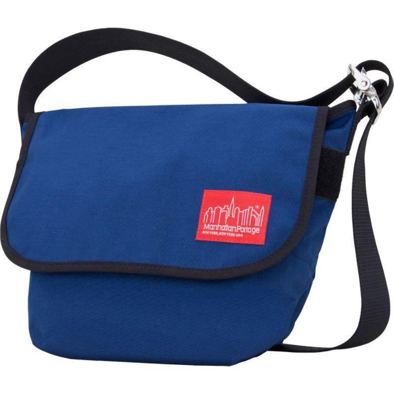 マンハッタンポーテージ メンズ ショルダーバッグ バッグ Vintage Messenger Bag Navy