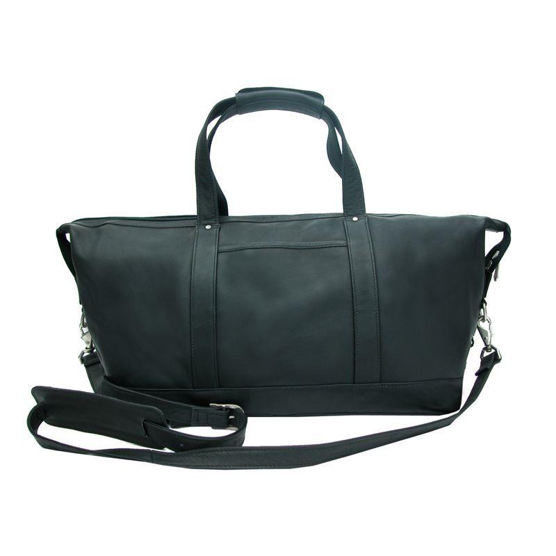 ピエール メンズ スーツケース バッグ Medium Carry-On Satchel Black