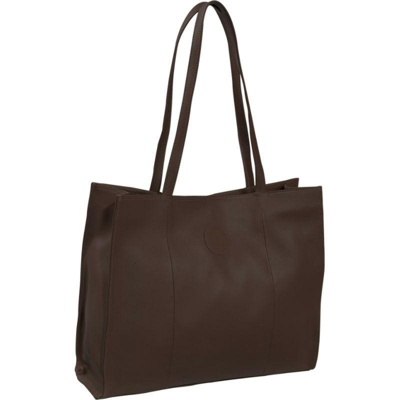 ピエール メンズ トートバッグ バッグ Carry-All Market Bag Chocolate