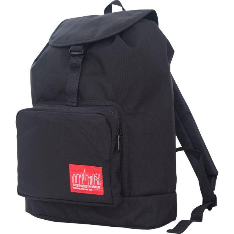 マンハッタンポーテージ メンズ バックパック・リュックサック バッグ DAKOTA Backpack Black