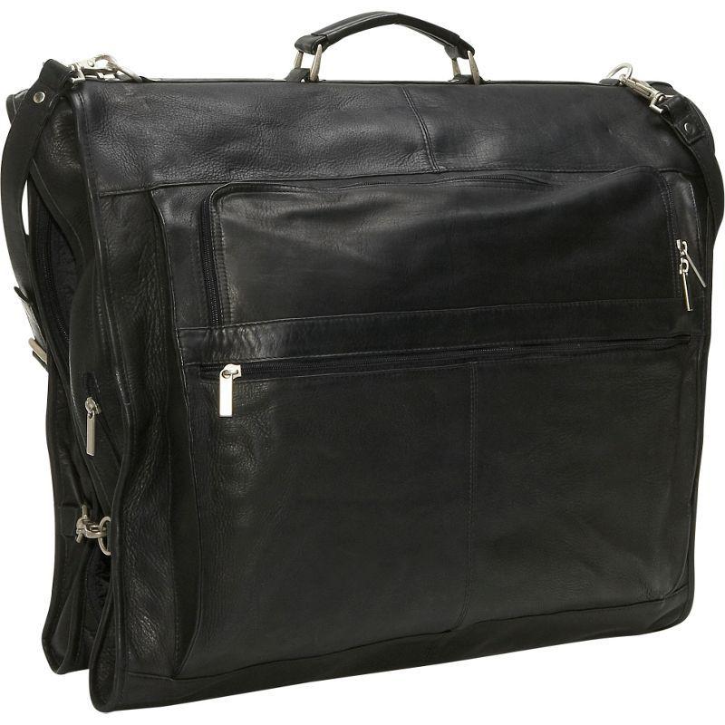 デビッドキング メンズ スーツケース バッグ 42 Deluxe Garment Bag Black