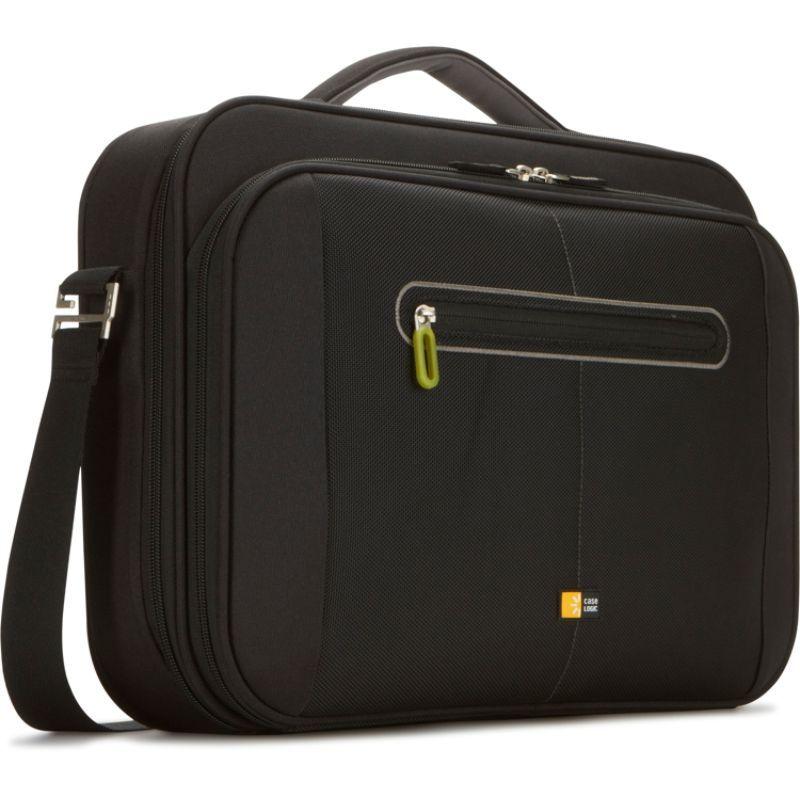 ケースロジック メンズ スーツケース バッグ 16 Laptop Briefcase Black