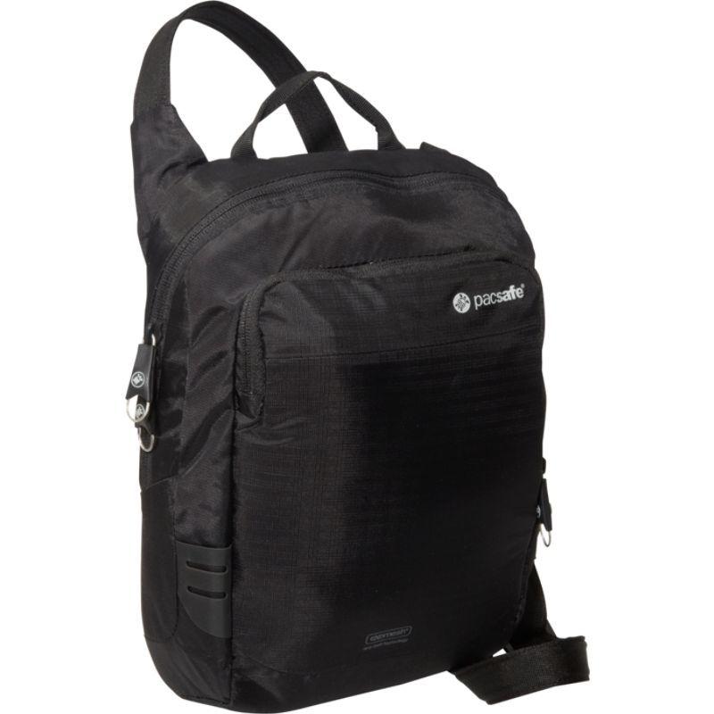 パックセーフ メンズ ショルダーバッグ バッグ VentureSafe 200 GII Anti-Theft Travel Bag Black
