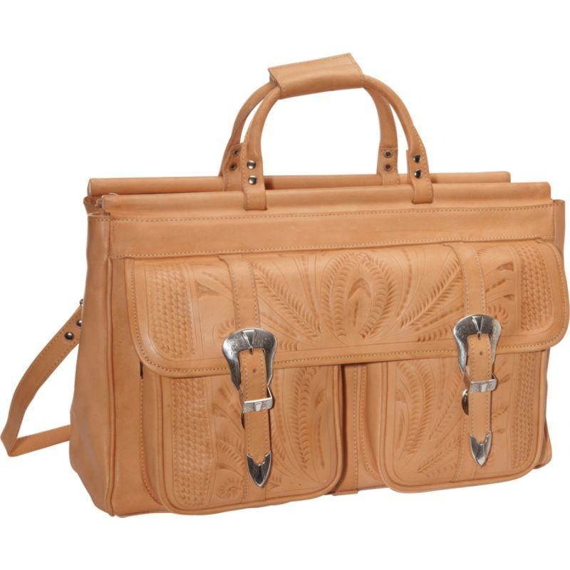 ロピンウェスト メンズ スーツケース バッグ 20 Leather Weekender Natural