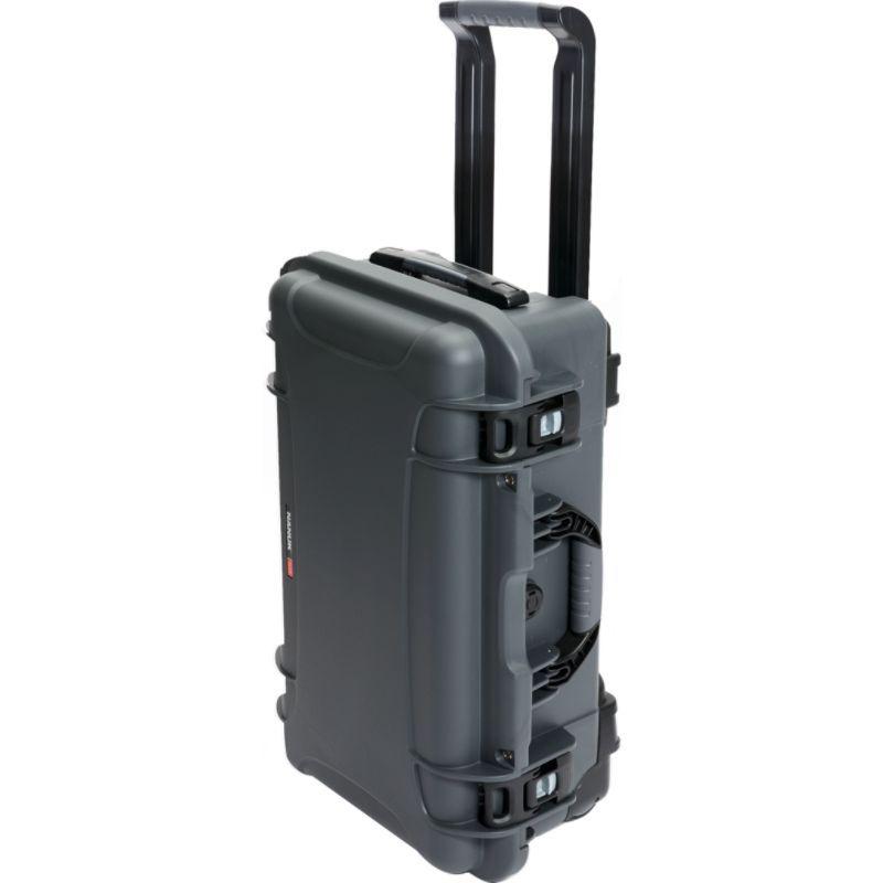 ナヌク メンズ スーツケース バッグ 935 Water Tight Protective Case Graphite