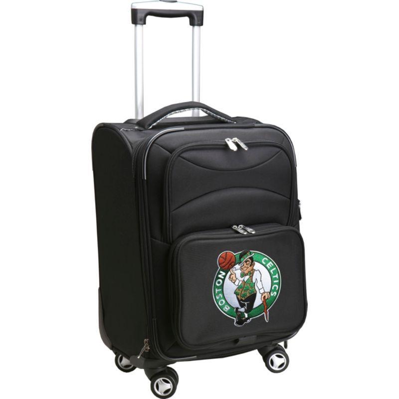 デンコスポーツ メンズ スーツケース バッグ NBA 20 Domestic Carry-On Spinner Boston Celtics