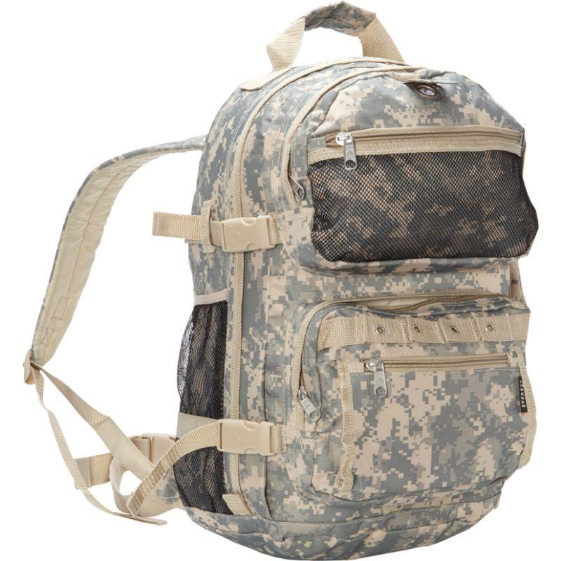 エバーレスト メンズ ボストンバッグ バッグ Oversize Digital Camo Backpack Digital Camo