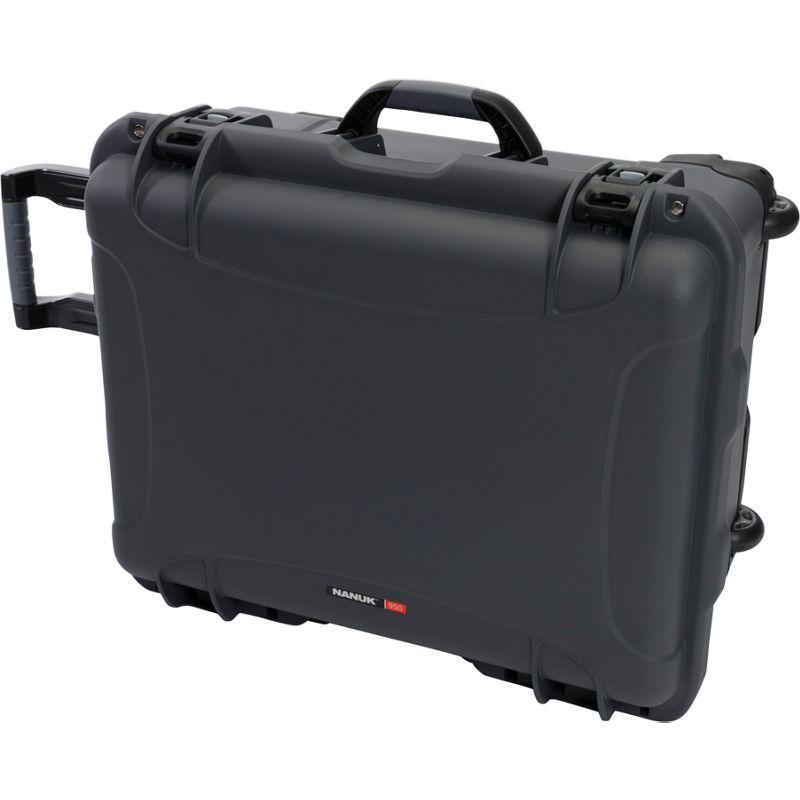 ナヌク メンズ スーツケース バッグ 950 Water Tight Protective Case w/Foam Insert Grey