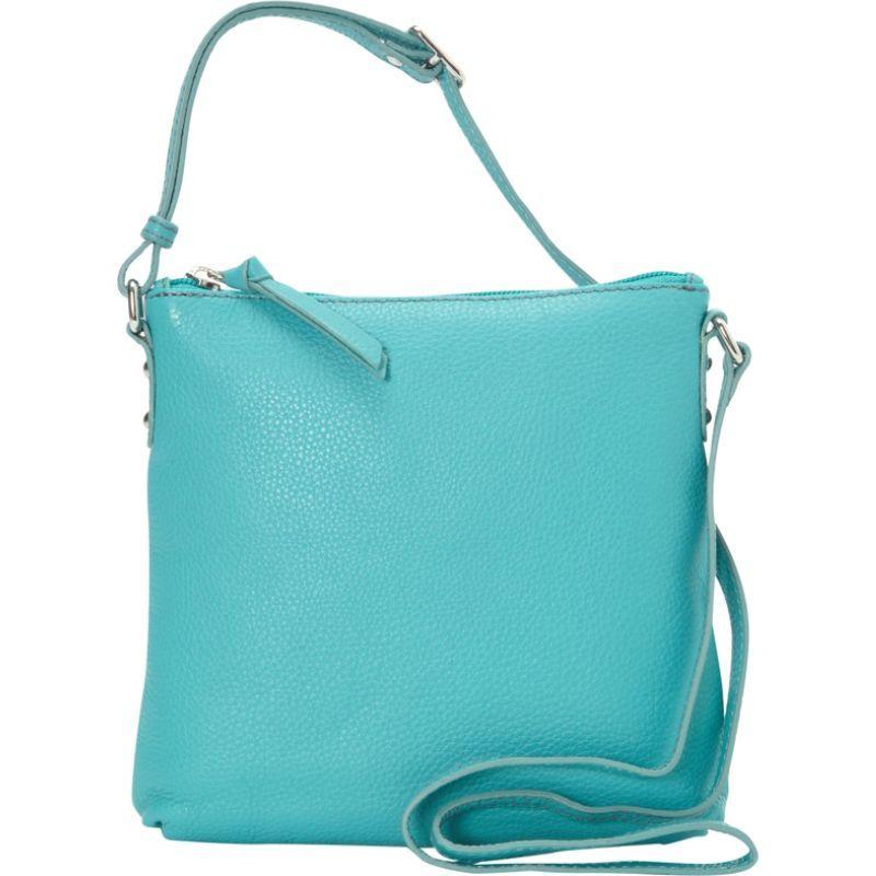 ハダキ メンズ ボディバッグ・ウエストポーチ バッグ Susan Crossbody Handbag Viridian Green