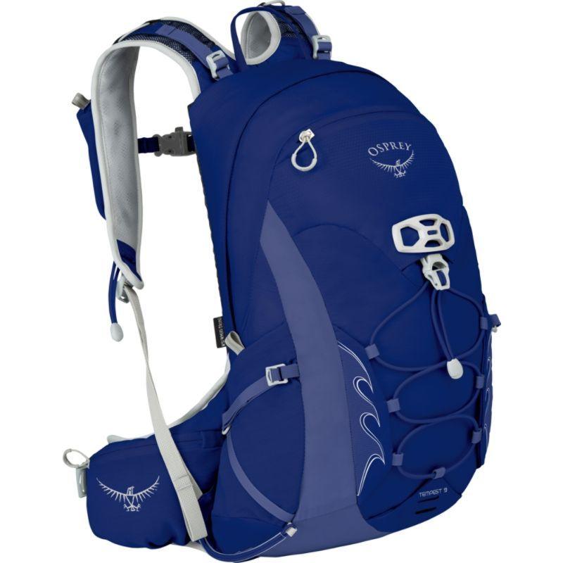 オスプレー レディース バックパック・リュックサック バッグ Womens Tempest 9 Hiking Pack Iris Blue WS/M