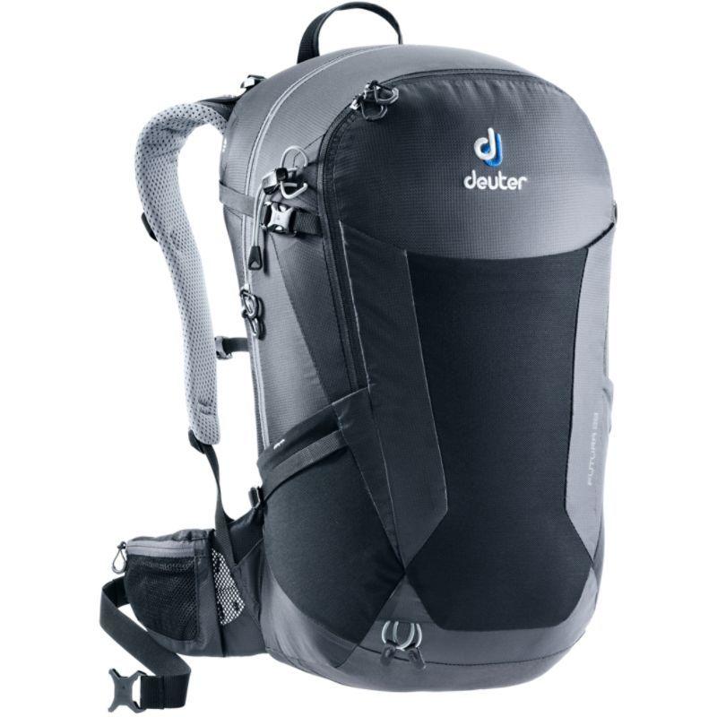 ドイター メンズ バックパック・リュックサック バッグ Futura 28 Hiking Pack Black