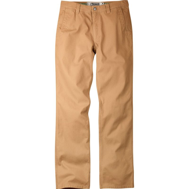 マウンテンカーキス メンズ カジュアルパンツ ボトムス Original Mountain Slim Fit Pant Ranch