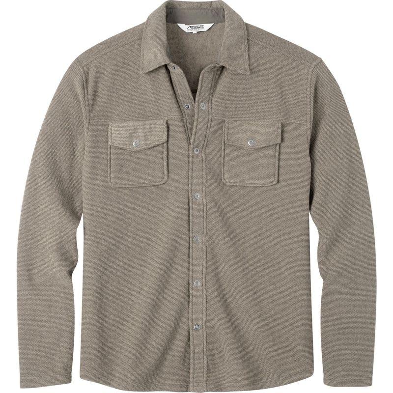 マウンテンカーキス メンズ シャツ トップス Pop Top Shirt Terra