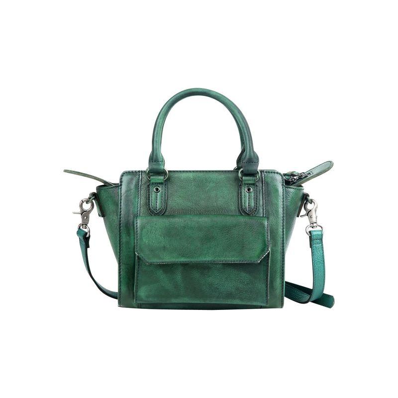 オールドトレンド メンズ ボディバッグ・ウエストポーチ バッグ Maya Crossbody Vintage Green