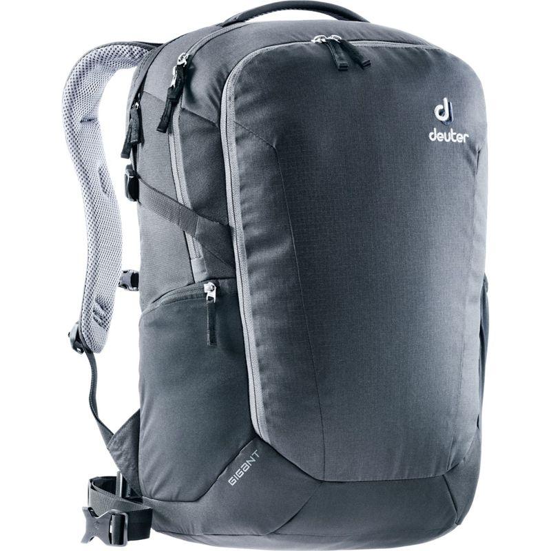 ドイター メンズ バックパック・リュックサック バッグ Gigant Laptop Backpack Black