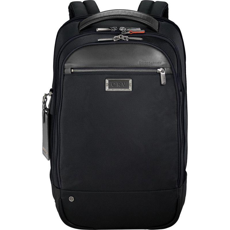 ブリグスアンドライリー メンズ スーツケース バッグ @work Medium Backpack Black
