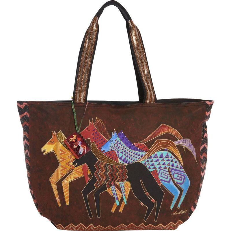ローレルバーチ メンズ トートバッグ バッグ Native Horses Tote Native Horses