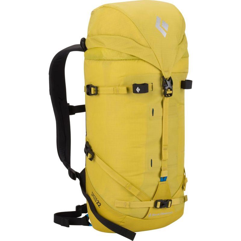 ブラックダイヤモンド メンズ ボストンバッグ バッグ Speed 22 Hiking Pack Sulphur