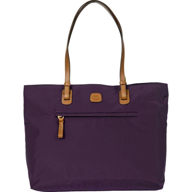 ブリックス メンズ スーツケース バッグ X-Travel Ladies Commuter Tote Violet