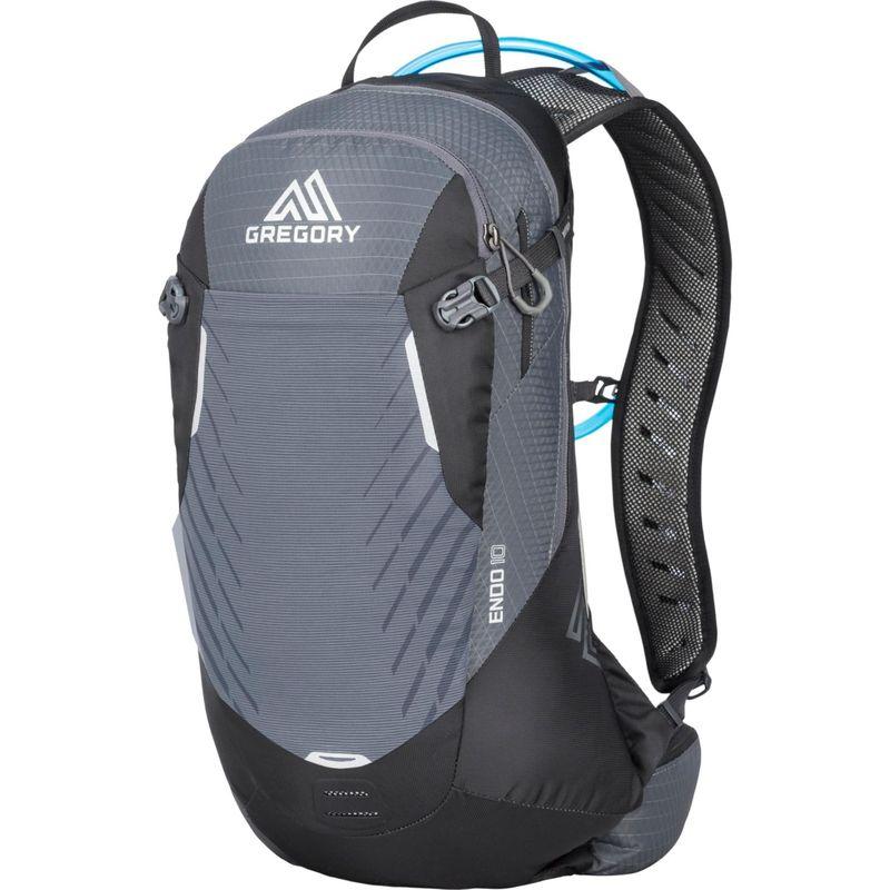 グレゴリー メンズ バックパック・リュックサック バッグ Endo 10 3D-Hydro Backpack Carbon Black