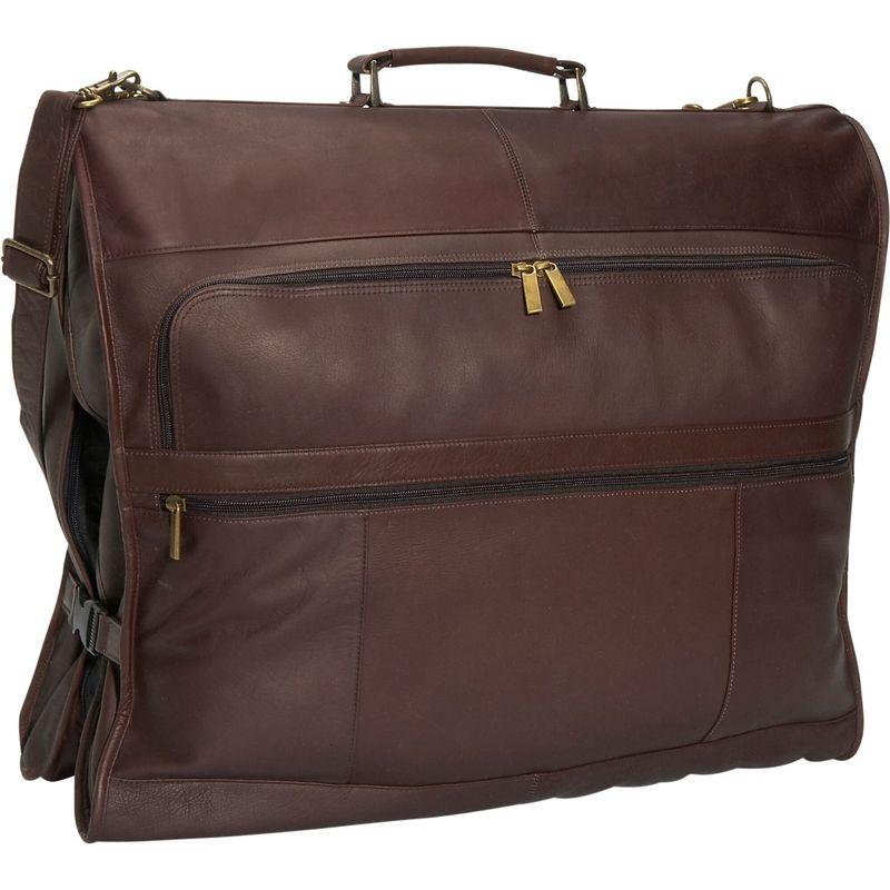 デビッドキング メンズ スーツケース バッグ 42 Garment Bag Cafe