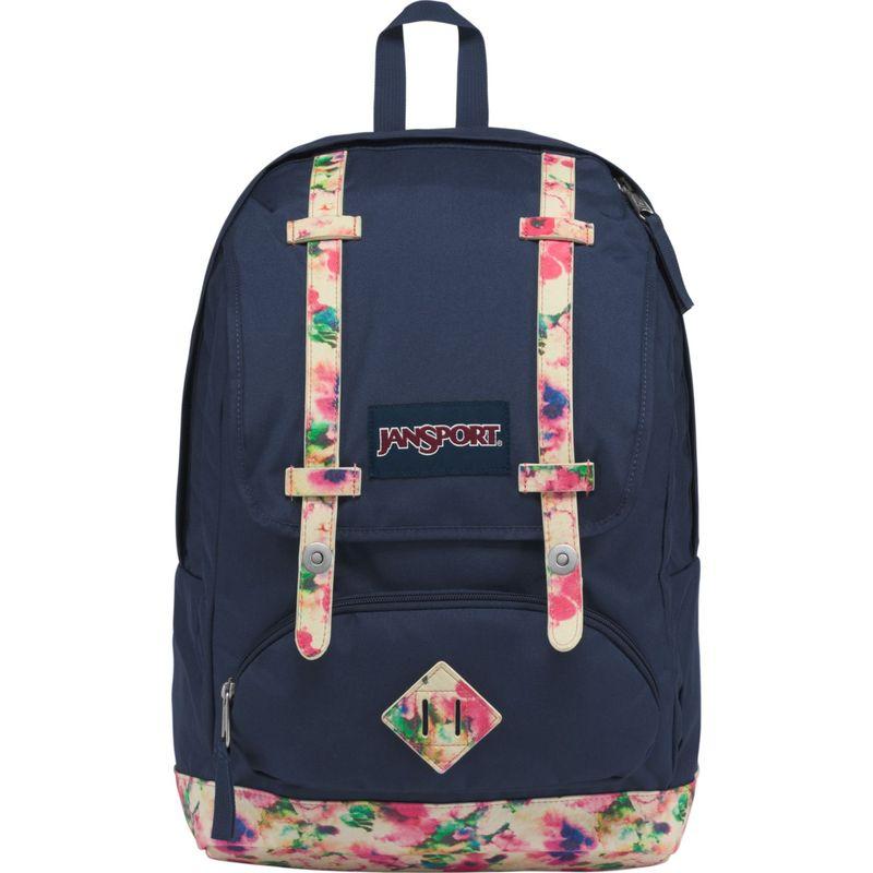 ジャンスポーツ メンズ バックパック・リュックサック バッグ Cortlandt Backpack Watercolor Blooms
