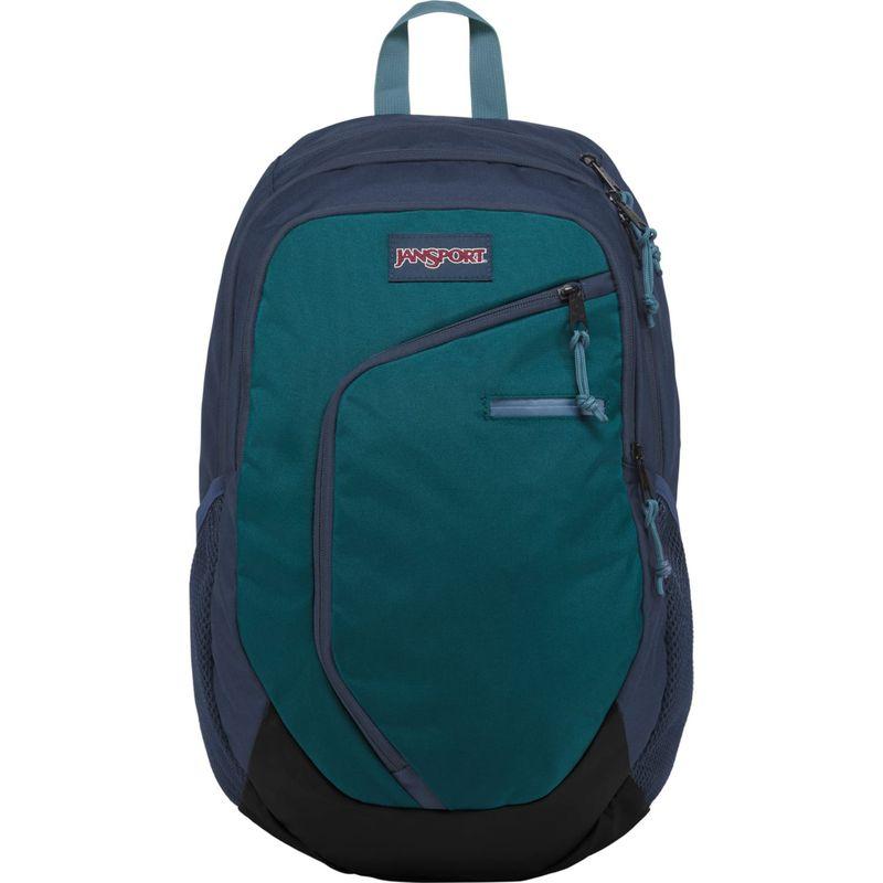 ジャンスポーツ メンズ バックパック・リュックサック バッグ Interface Laptop Backpack Corsair Blue / Navy / Captains Blue