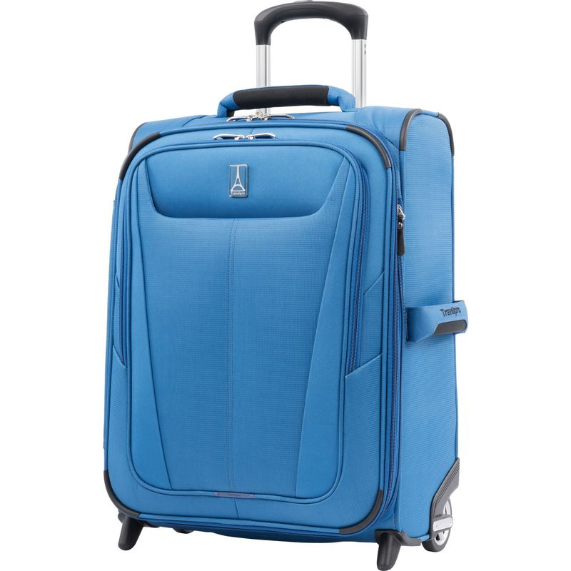トラベルプロ メンズ スーツケース バッグ Maxlite 5 International Expandable Carry-On Rollaboard Azure Blue