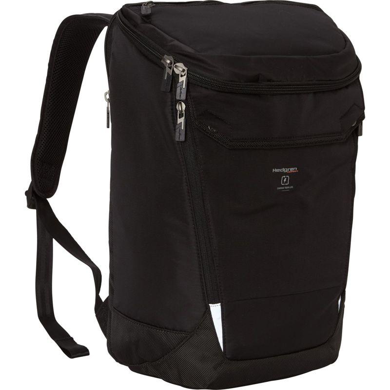 ヘドグレン メンズ バックパック・リュックサック バッグ Bond Large Laptop Backpack Black