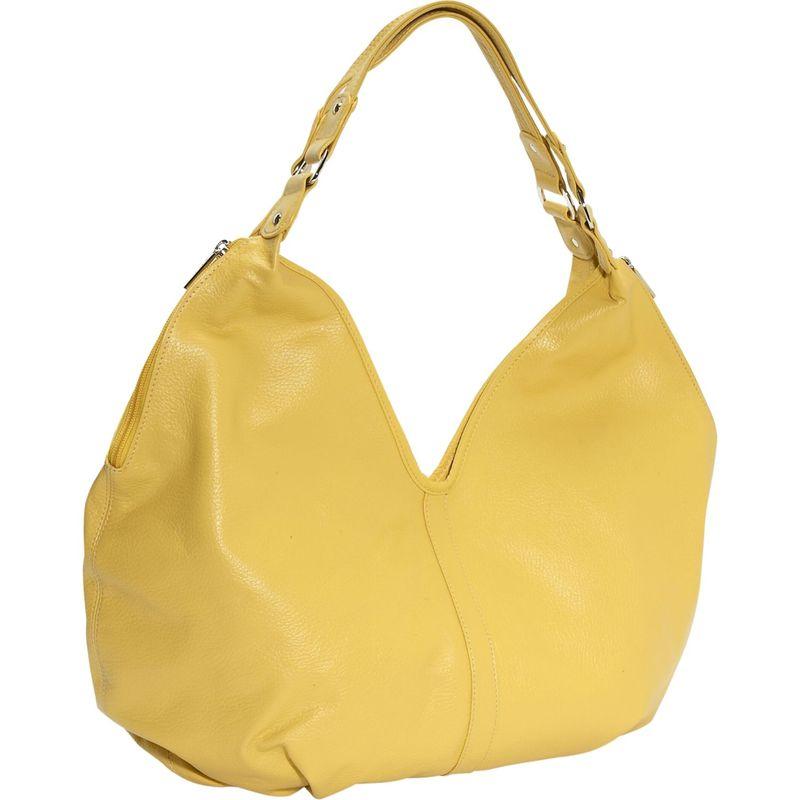 ピエール メンズ ハンドバッグ バッグ Ladies Large Hobo Yellow