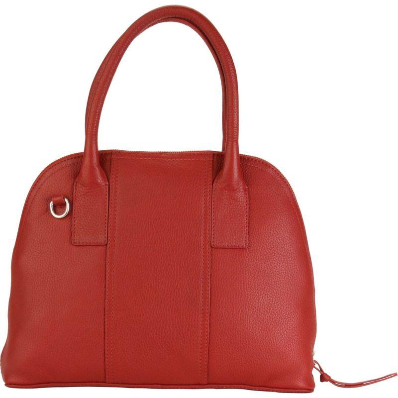 ハダキ メンズ ハンドバッグ バッグ Hannah's Bowling Bag Deep Red