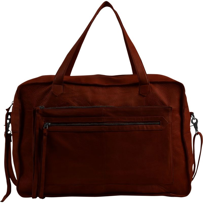 デイアンドムード メンズ ハンドバッグ バッグ Anni Weekender Bag Rusty Red
