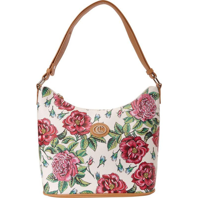 アウリールキャリーランド メンズ ハンドバッグ バッグ Rose Garden Hobo Multi