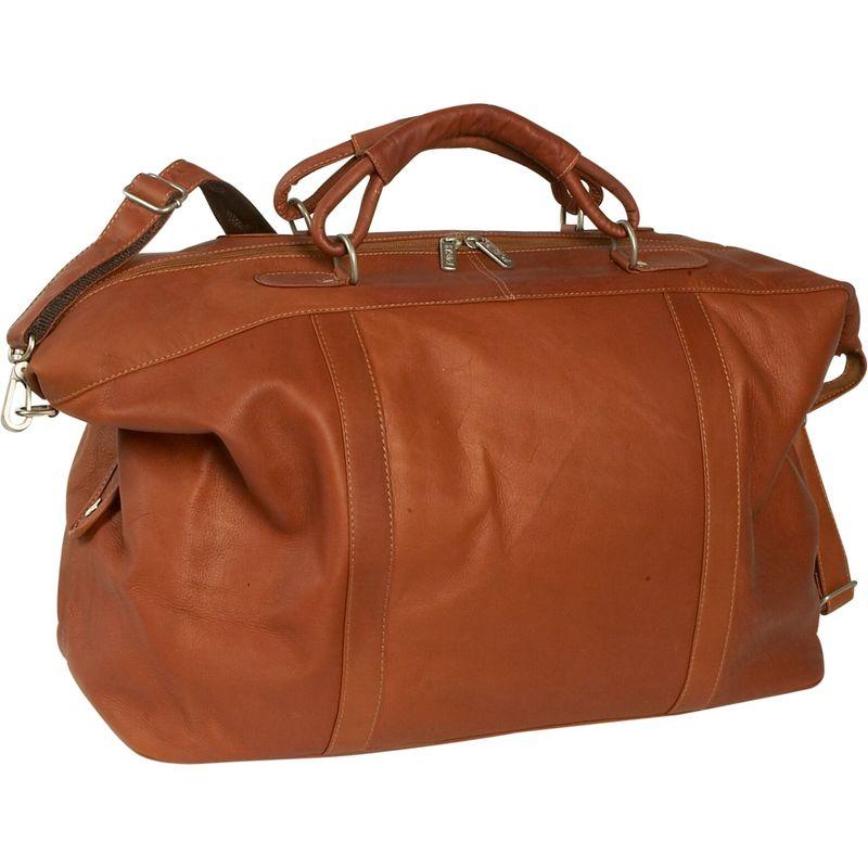 ピエール メンズ スーツケース バッグ Large Carry-On Satchel Saddle