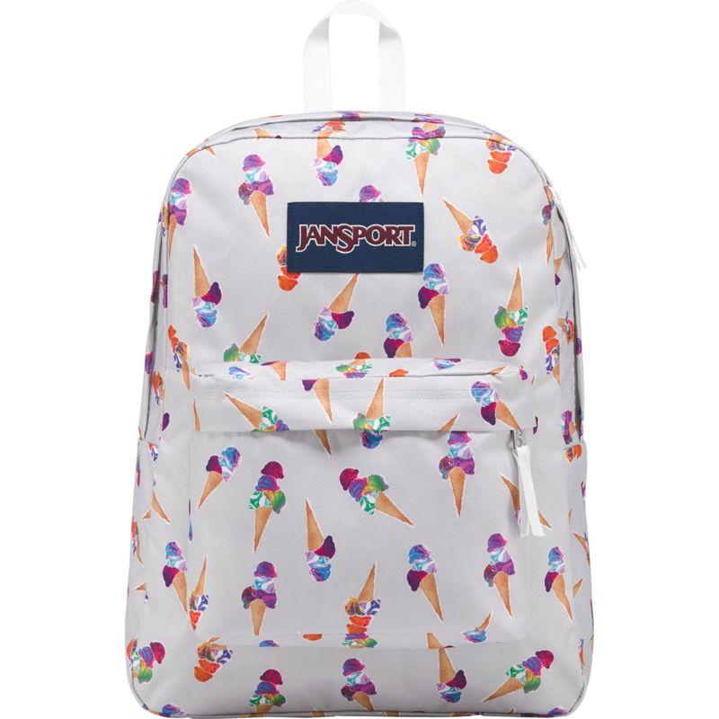 ジャンスポーツ メンズ バックパック・リュックサック バッグ SuperBreak Backpack Cones and Scoops
