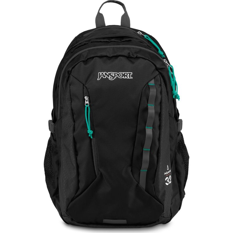 ジャンスポーツ レディース バックパック・リュックサック バッグ Women's Agave Laptop Backpack Black