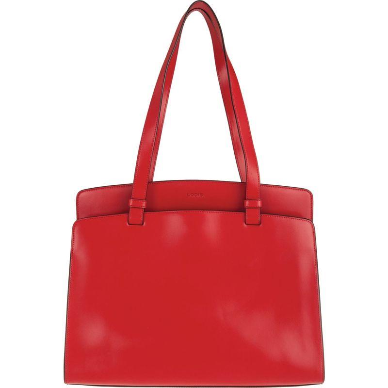 ロディス メンズ ハンドバッグ バッグ Audrey RFID Jana Work Tote New Red