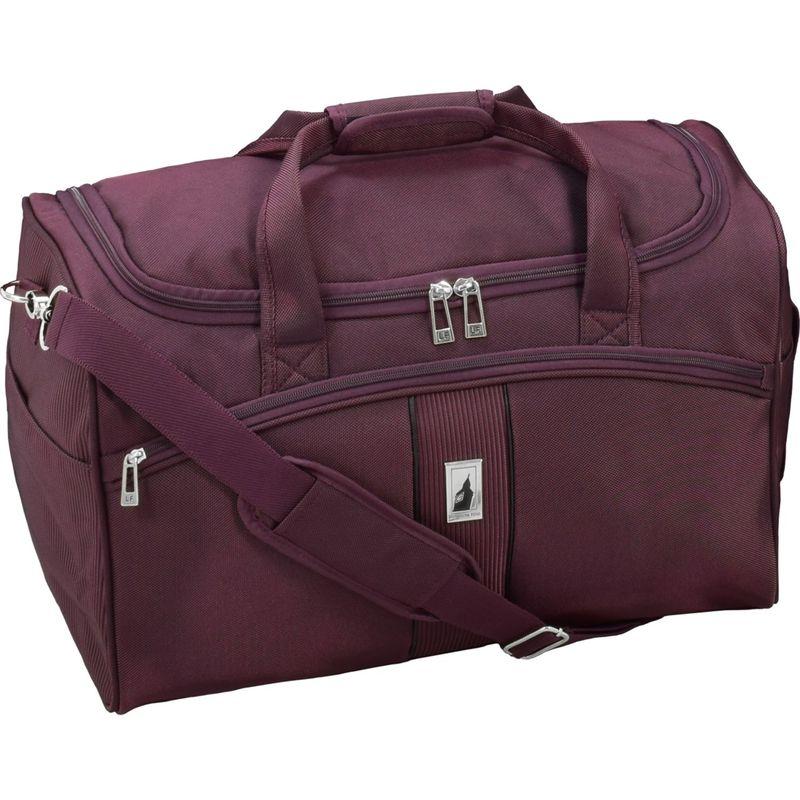 ロンドンフォグ メンズ スーツケース バッグ Langley 20 Carry-On Duffel Bordeaux