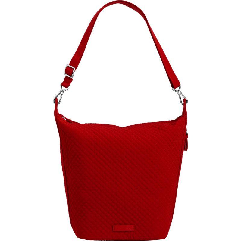ベラブラッドリー メンズ ハンドバッグ バッグ Carson Hobo Bag - Solids Cardinal Red