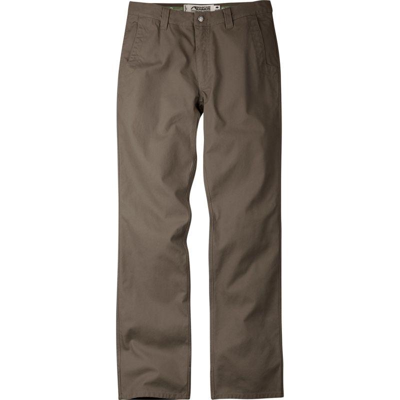 マウンテンカーキス メンズ カジュアルパンツ ボトムス Original Mountain Slim Fit Pant Terra