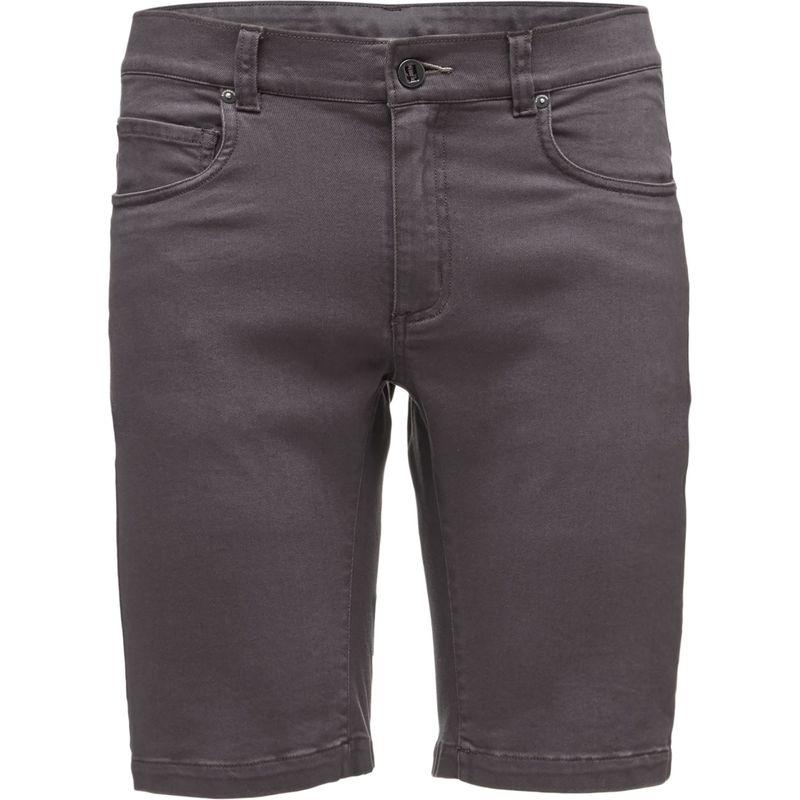 ブラックダイヤモンド メンズ ハーフパンツ・ショーツ ボトムス Mens Stretch Font Shorts Slate