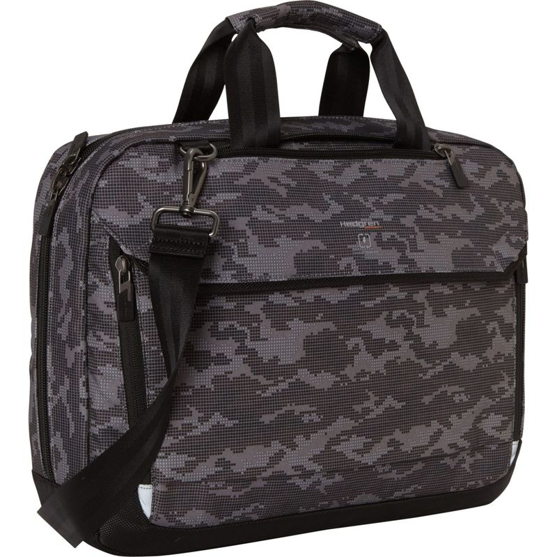 ヘドグレン メンズ Print スーツケース バッグ Hitch ヘドグレン Slim 3 Way Slim Briefcase Camo Print, TOTAI:bd6e506d --- koreandrama.store