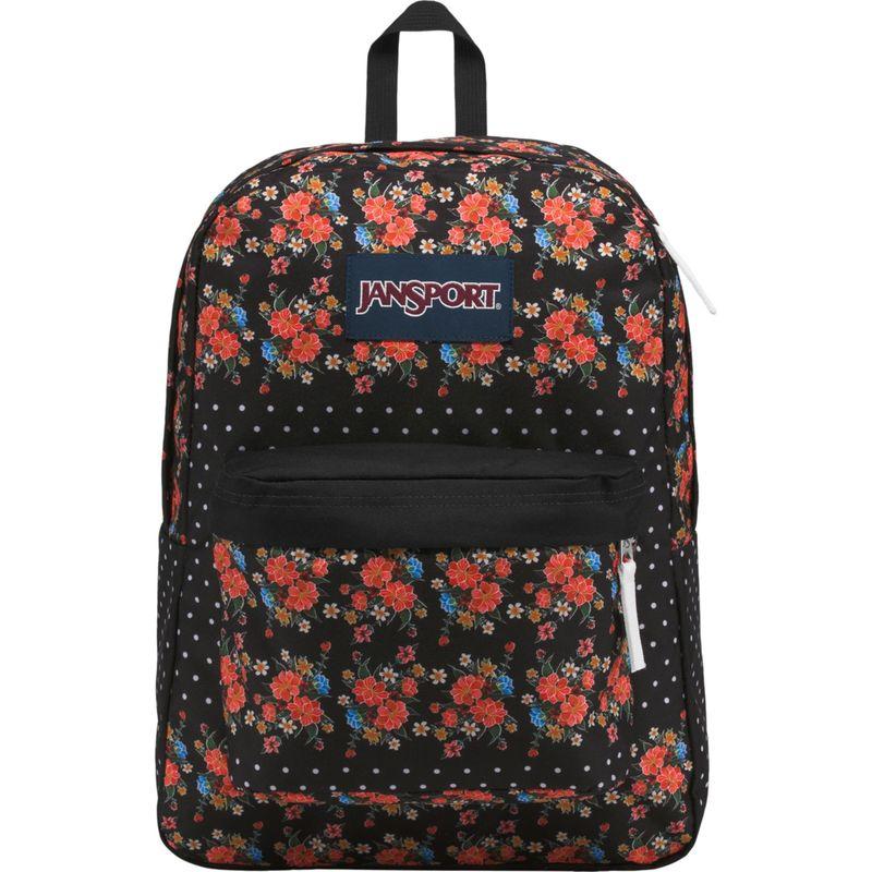 ジャンスポーツ メンズ バックパック・リュックサック バッグ SuperBreak Backpack Floral Dot