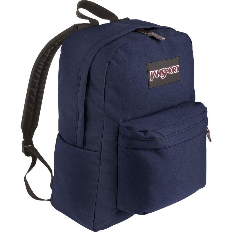ジャンスポーツ メンズ バックパック・リュックサック バッグ SuperBreak Backpack Navy
