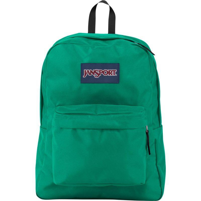 ジャンスポーツ メンズ バックパック・リュックサック バッグ SuperBreak Backpack Varsity Green